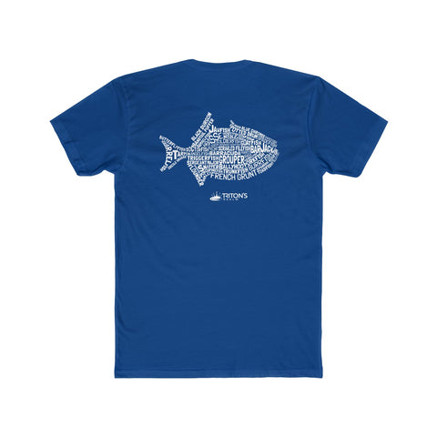 Men's Reef Fish Tee