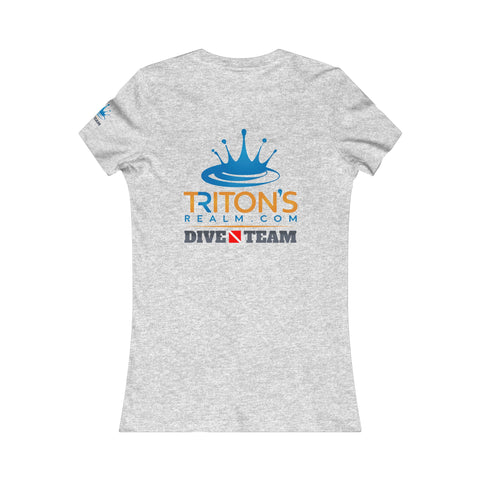 Women's Dive Team Tee