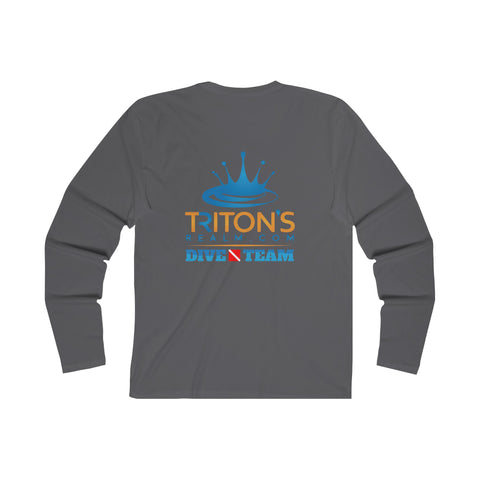 Men's Long Sleeve Dive Team Crew