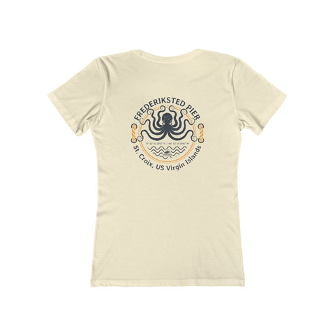 Women's Frederiksted Pier Octopus Tee
