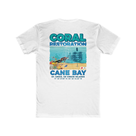 Men's Cane Bay Coral Restoration Tee
