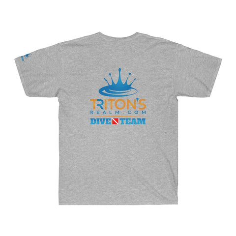 Men's Dive Team Tee