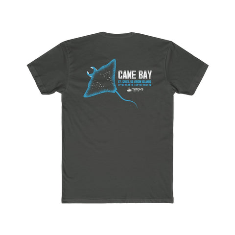 Men's Manta Ray Cane Bay Tee