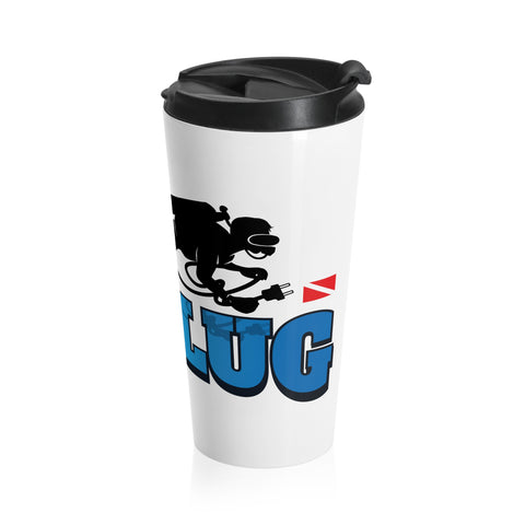 Unplug Stainless Steel Travel Mug