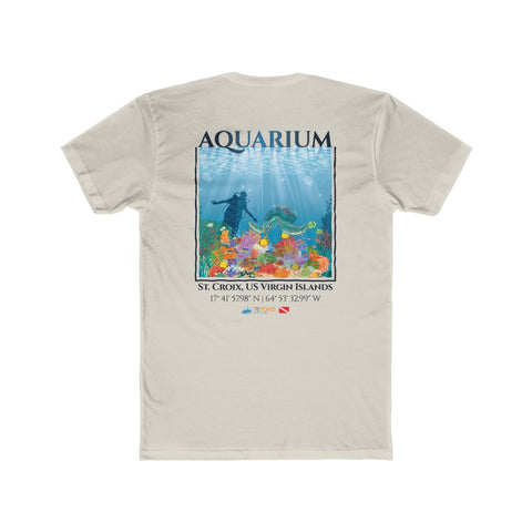 Men's Aquarium Tee