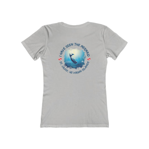 "Women's ""I Have Seen The Mermaid"" St. Croix Tee"