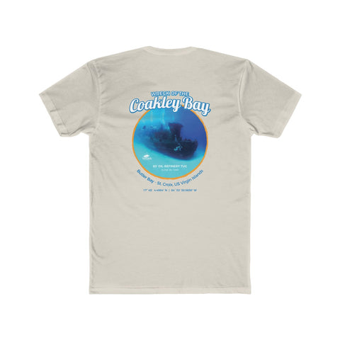 Men's Wreck of the Coakley Bay Tee