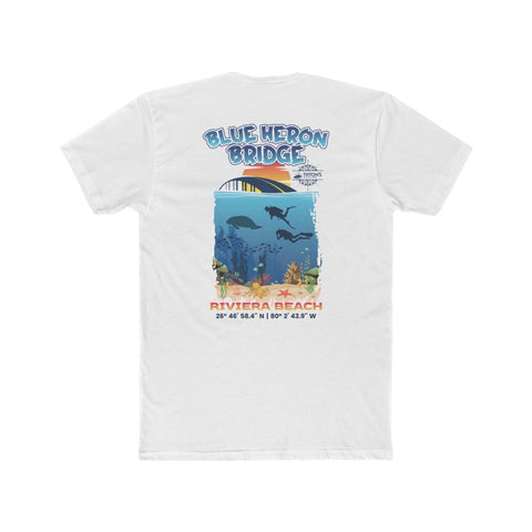 Blue Heron Bridge Tee
