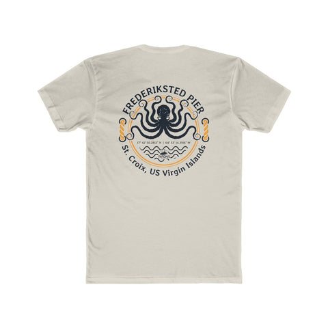 Men's Frederiksted Pier Octopus Tee