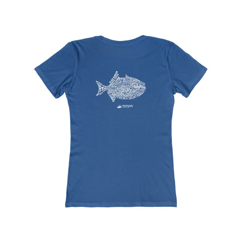 Women's Reef Fish Tee