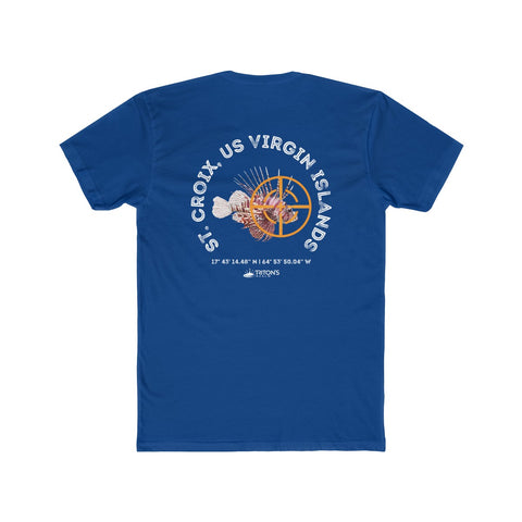 Men's St. Croix Lionfish Hunter Tee
