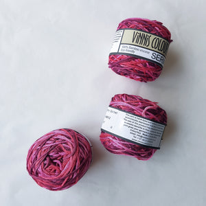 Vinnis Colours Serina Raspberry Sorbet
