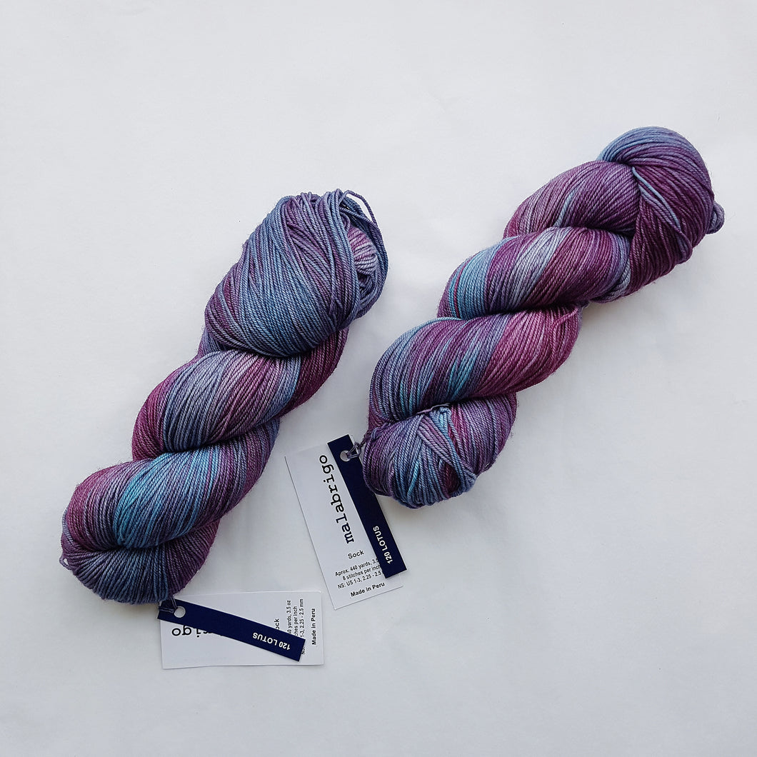 Malabrigo Sock Lotus