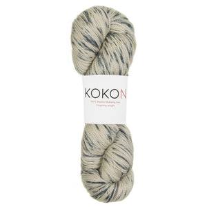 Kokon Fingering Merino Leaf Speckled