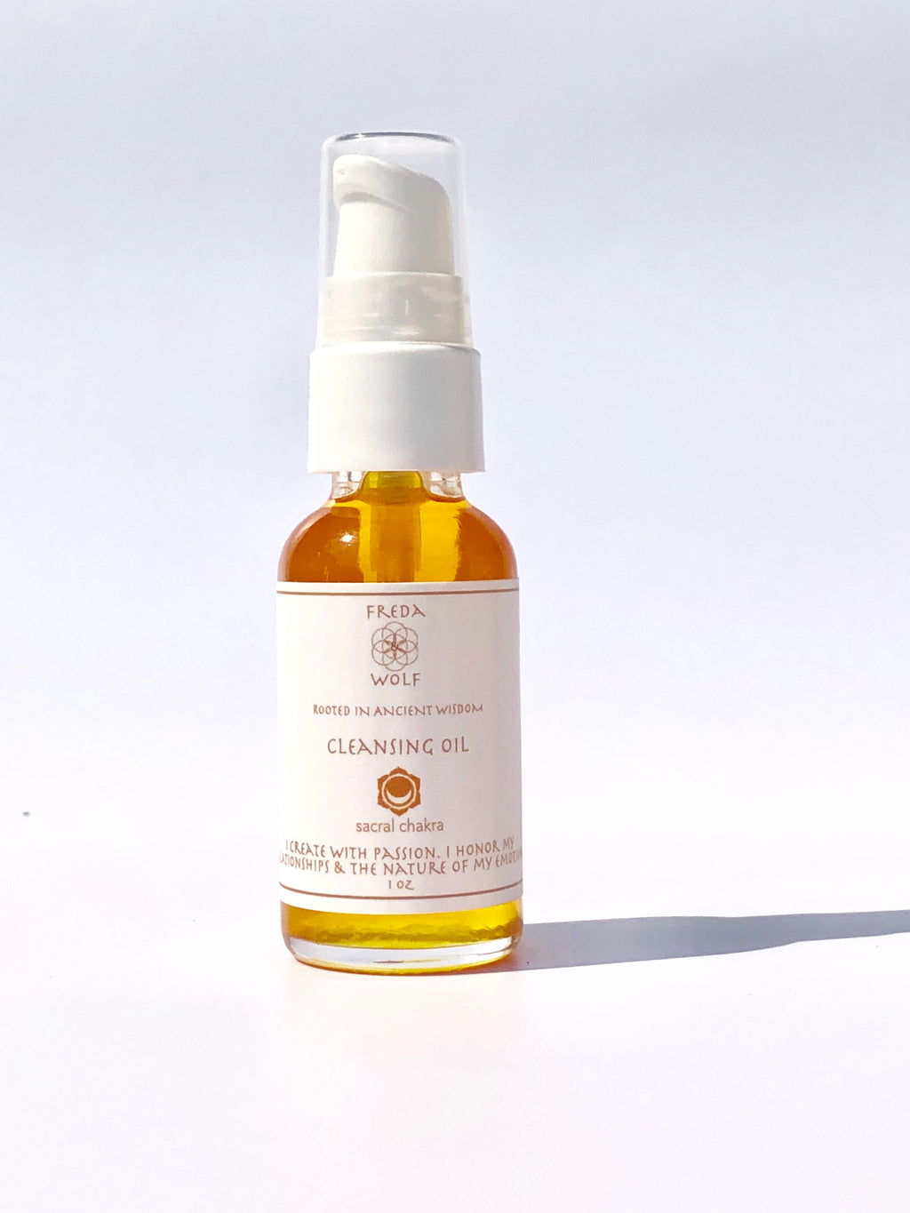 Cleansing Oil 1 oz - remove makeup, minimize pores and soften skin