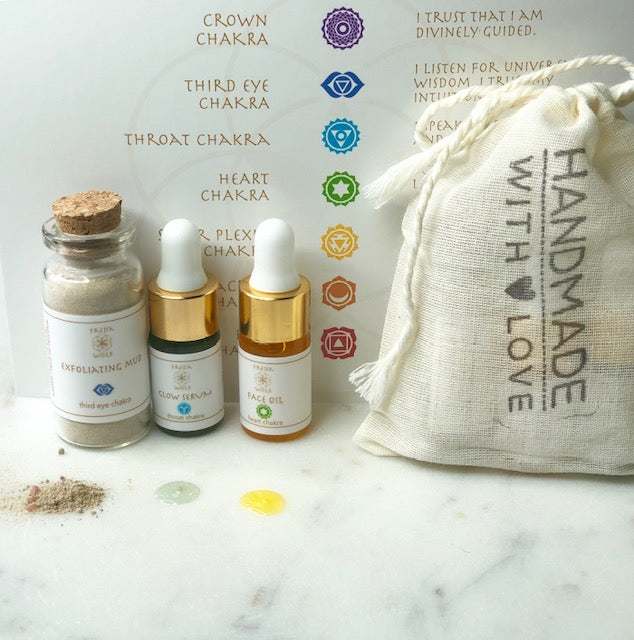 Discovery Kit - eco skincare samples