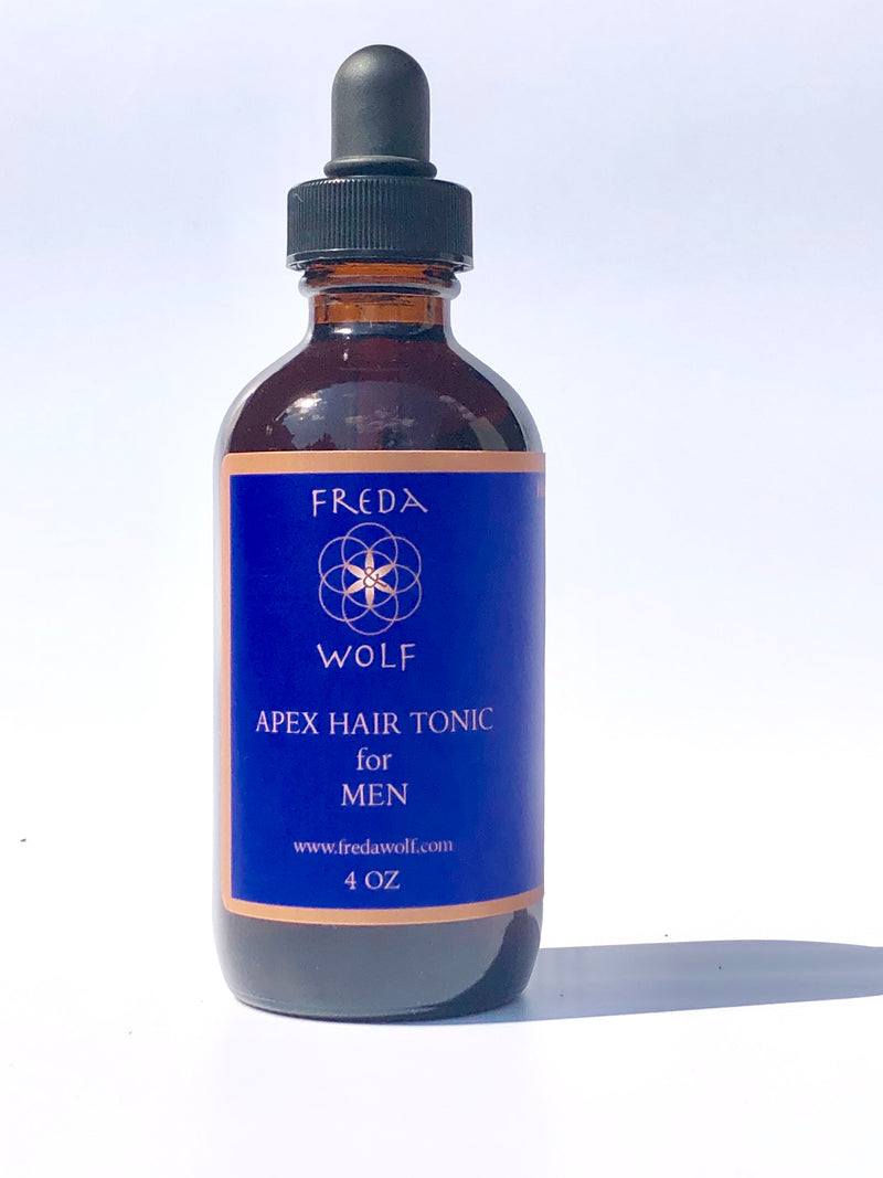 Men's Tonic- grow hair, boost libido, increase energy