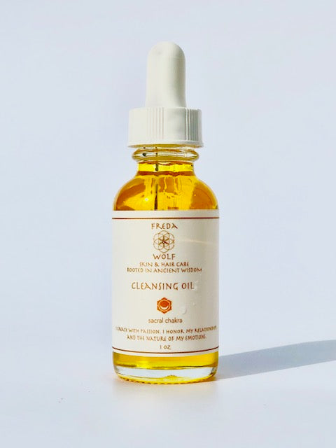 Cleansing Oil 1 oz