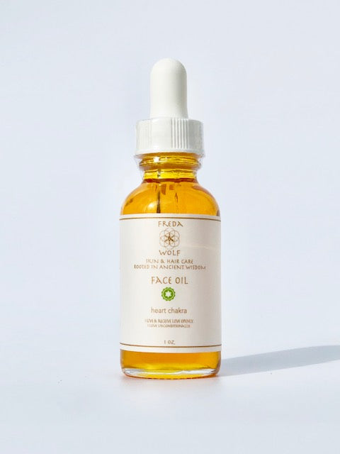 Face Oil 1 oz - firm, heal & rejuvenate