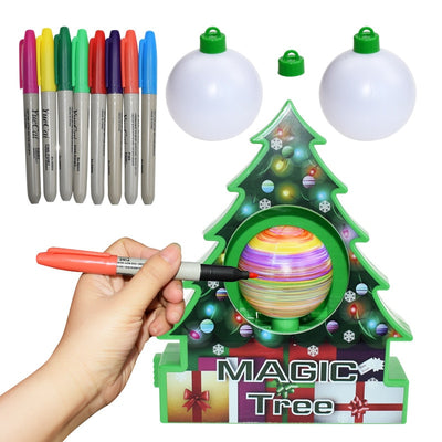 Magic Ornament Spinner Set