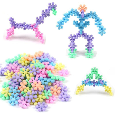 LilyBlossom™ - Creative Interlocking Pieces