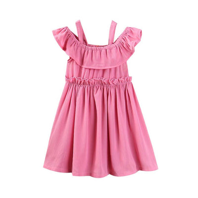 Mommy N Me Babydoll Ruffle Dress