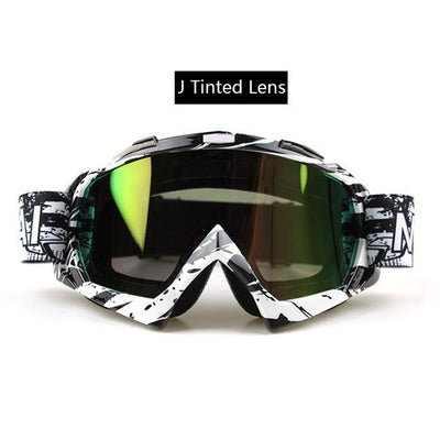 New Colorful Ski Goggles