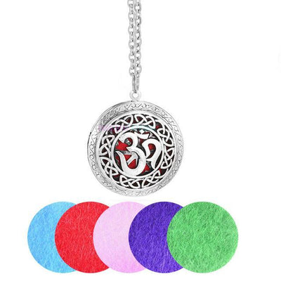 Cute Essential Oil Diffuser Necklace
