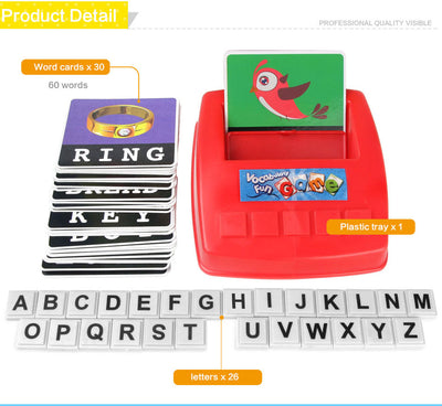 Alphabet Learning Game