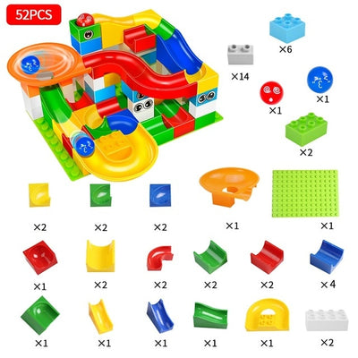 RACE TRACK BUILDER SET