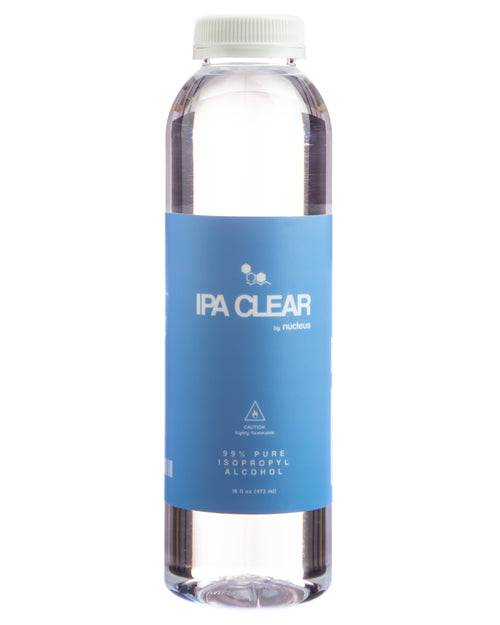 """IPA Clear"" 99% Pure Isopropyl Alcohol"