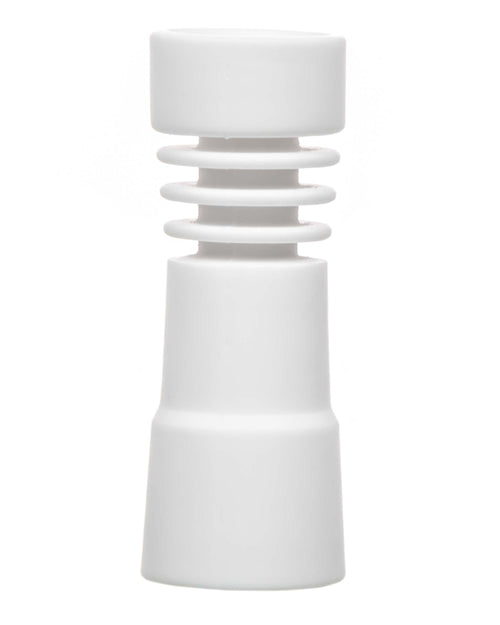 DankStop - 14/18mm Female Ceramic Domeless Nail
