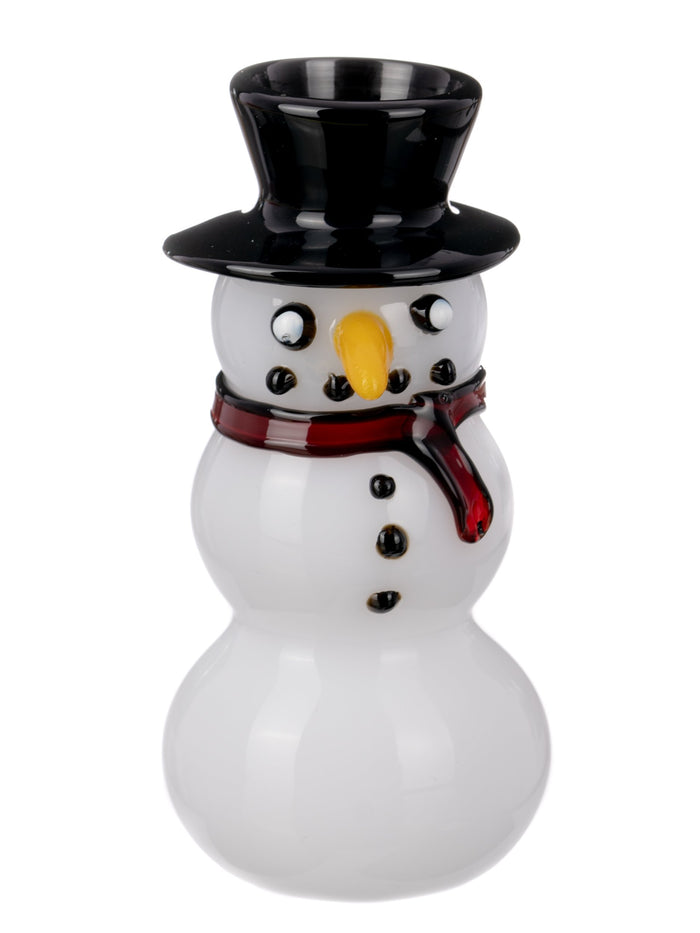 Snowman Hand Pipe