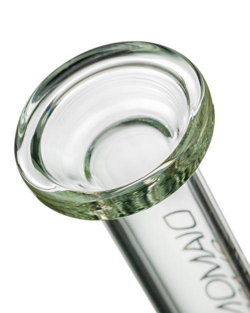 Diamond Glass Showerhead Perc Sidecar Bubbler Mouthpiece