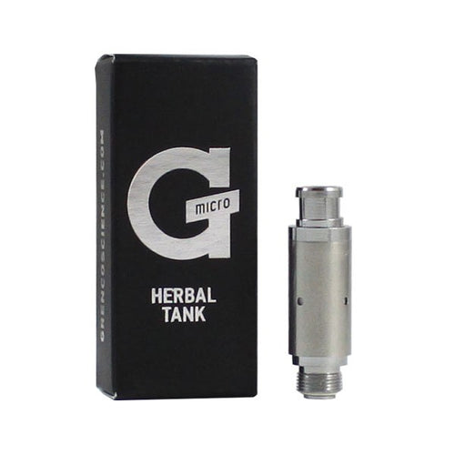 G Pen microG Ground Material Tank