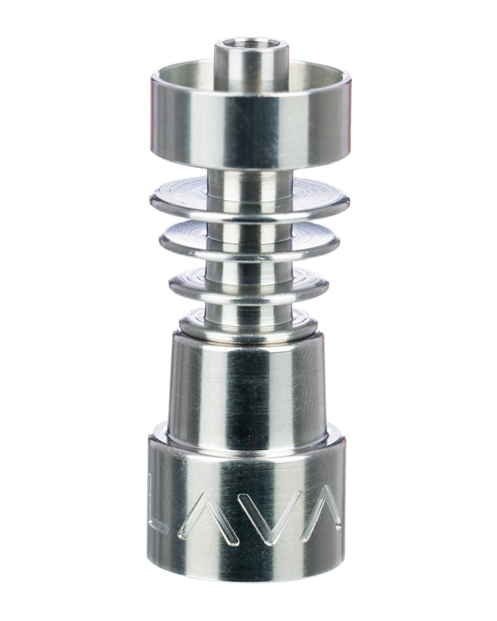 LavaTech Female Domeless Titanium Nail