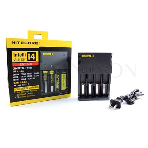 Nitecore Intellicharge i4 Battery Charger