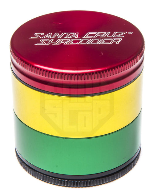 Large 4 Piece Herb Grinder