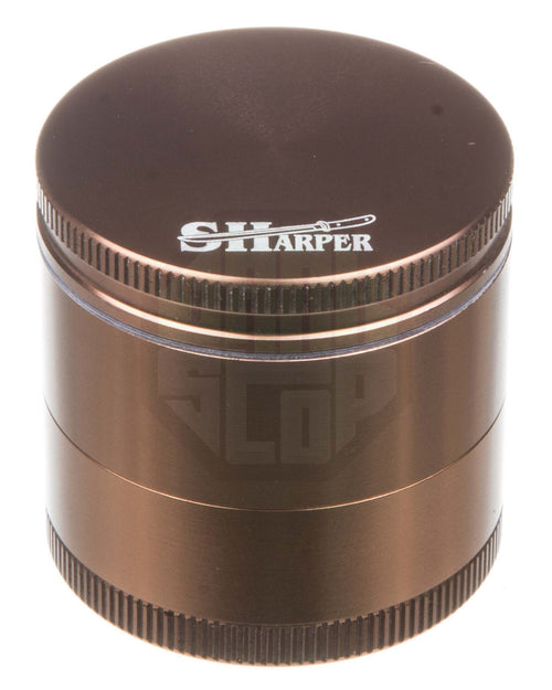 Small 4 Piece Herb Grinder