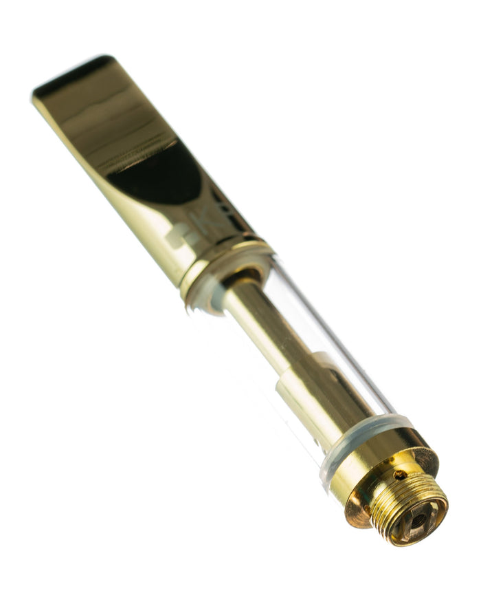 Gold Metal/Glass Wick Cartridge
