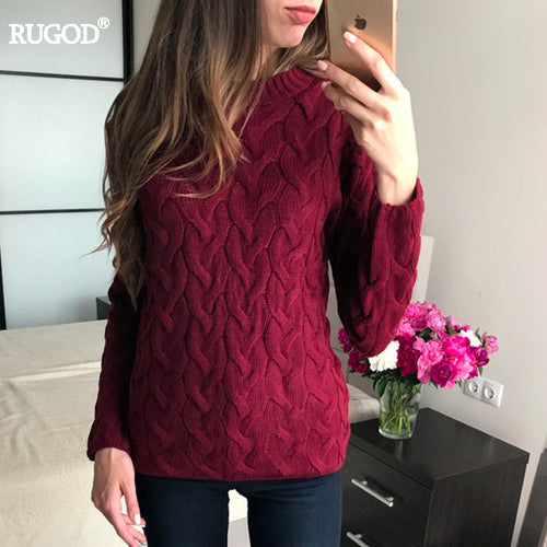 Women's Muti Color Sweater