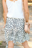 Blair Skirt in Cheetah
