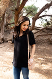 Kinzey Basic Tunic (In 3 Colors!)