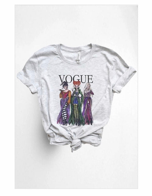 Vogue Witches Tee