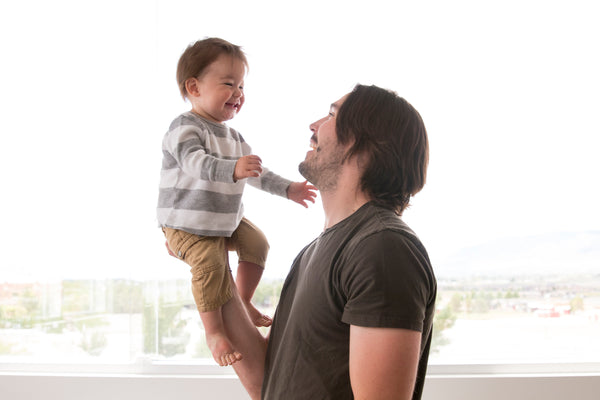 How to Be Awesome As a New Dad