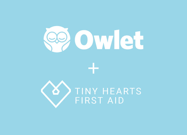 Owlet x Tiny Hearts Giveaway