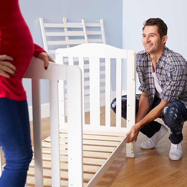 The Pre-Dad checklist – what to do before baby comes