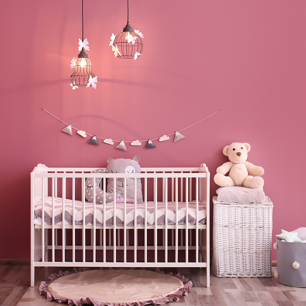 Nursery trends and baby safety