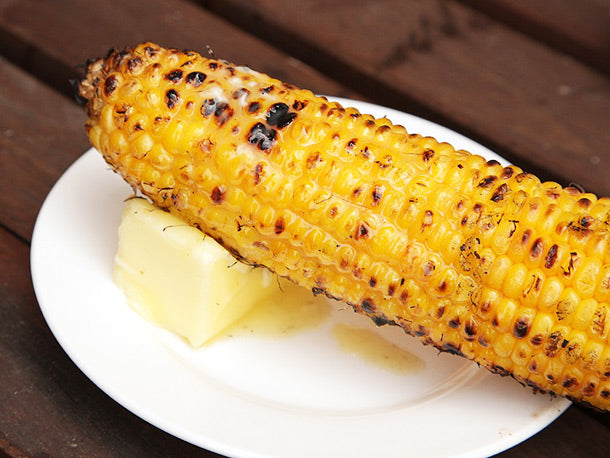 The Best Basic Grilled Corn Recipe