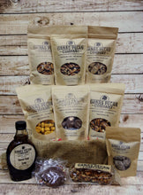Load image into Gallery viewer, Gourmet Pecan Sampler Gift Box
